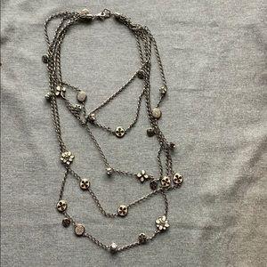 Multistrand necklace Lauren G Adams